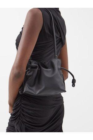 Loewe Flamenco Mini Leather Clutch Bag - Womens
