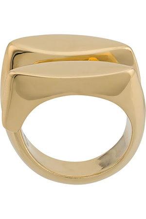 Annelise Michelson Men Rings - Dechainee signet ring