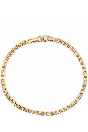 TOM WOOD Plated sterling silver Venetian bracelet