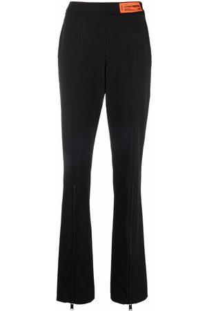 Heron Preston Gabardine zip trousers