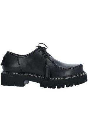 NEIL BARRETT Women Heels - FOOTWEAR - Lace-up shoes
