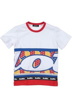 Lotto Boys Short Sleeve - TOPWEAR - T-shirts