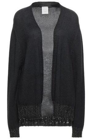 120% Lino Women Cardigans - KNITWEAR - Cardigans