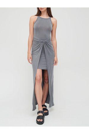AllSaints Women Dresses - Sami Cupro Dress