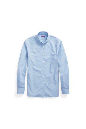 Purple Label Gingham Twill Shirt
