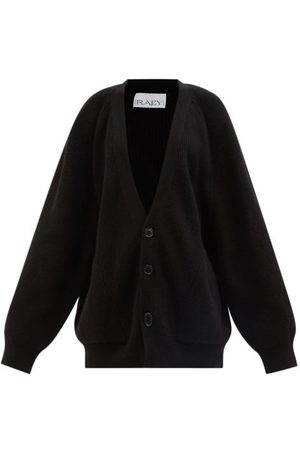 Raey Recycled Wool-blend Pocket Front Cardigan - Womens