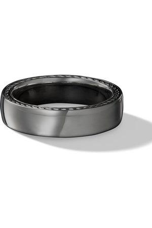 David Yurman Men Rings - 6mm streamline band ring
