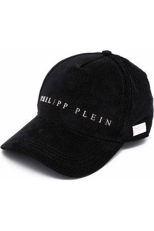 Philipp Plein Hats - Logo-plaque baseball cap