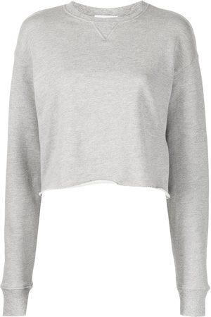 JOHN ELLIOTT Snyder cropped sweatshirt