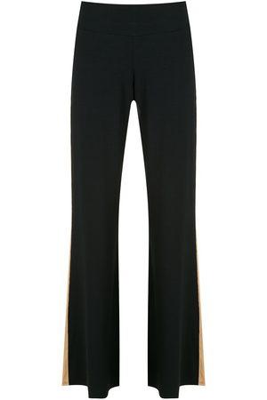 Lygia & Nanny Women Trousers - Side-stripe trousers