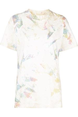 JOHN ELLIOTT Tie-dye print T-shirt