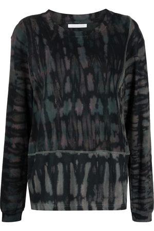 John Elliott Tie dye-print T-shirt