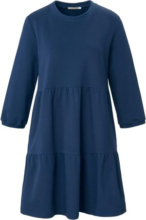 Mey Tiered sweat dress 3/4-length sleeves size: 10