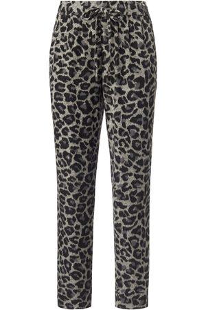 Mybc Jogging trousers leopard print size: 10s