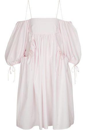 Cecilie Bahnsen Bethany cotton minidress