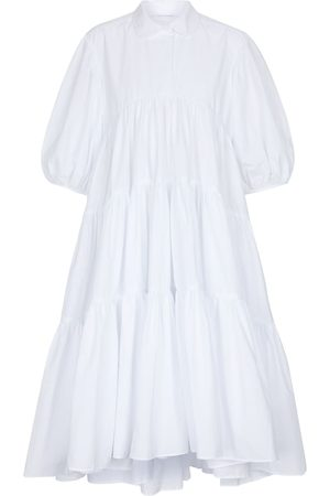 Cecilie Bahnsen Jade cotton midi dress