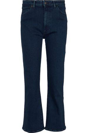 3x1 Emma Sneaker high-rise jeans