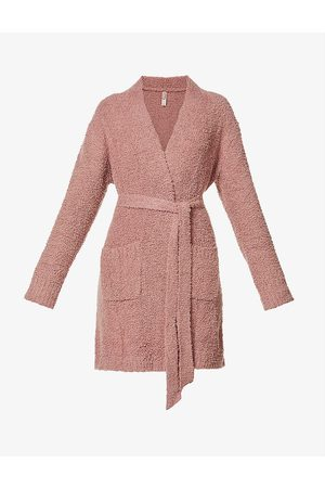Skims Cozy boucle knitted robe