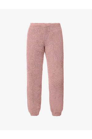 SKIMS Cozy tapered high-rise knitted jogging bottoms