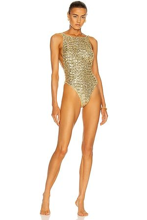 Oseree Paillettes Maillot in