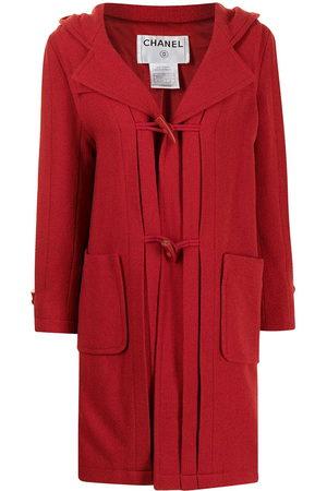 CHANEL 2006 hooded duffle coat