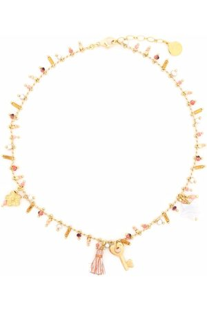 Gas Bijoux Girls Necklaces - Gipsy mini charms necklace