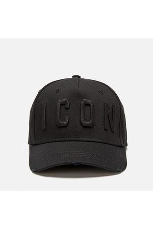 Dsquared2 Men Hats - Men's Icon Embroidered Cap