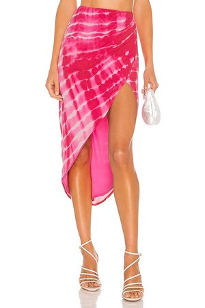 h:ours Cavo Midi Skirt in . Size XXS, XS, S.