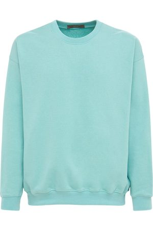 Mint Men Sweatshirts - Cotton Jersey Sweatshirt