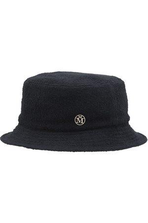 MAISON MICHEL Women Hats - Jason Reversible Cotton Blend Hat