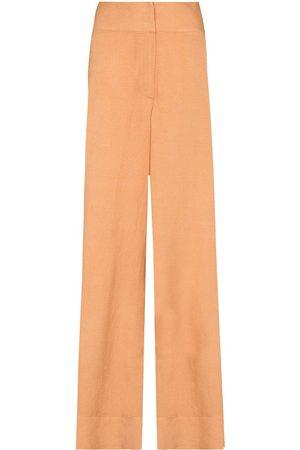 BONDI BORN Women Wide Leg Trousers - Palma wide-leg trousers