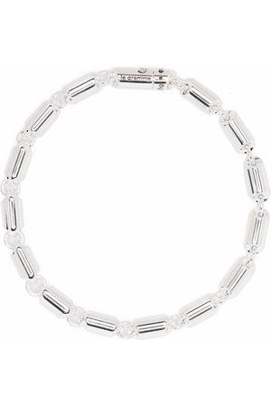 Le Gramme Polished capsule bracelet