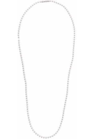 Le Gramme Necklaces - 73g polished beaded necklace