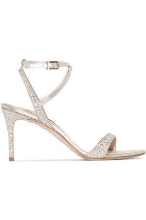 Sophia Webster Women Sandals - Kamryn 85mm glitter sandals