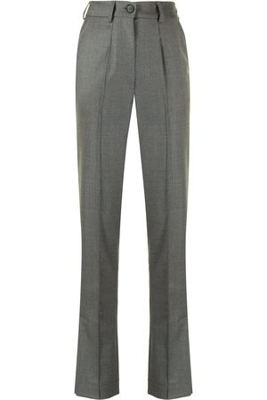 MATÉRIEL by Aleksandre Akhalkatsishvili High-waisted tailored trousers