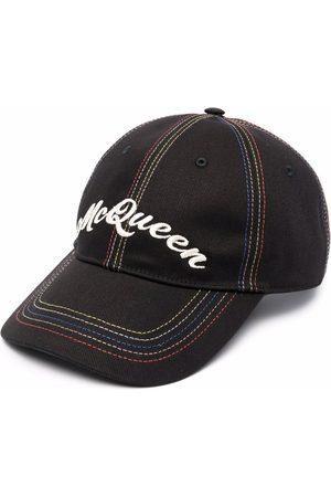 Alexander McQueen Men Hats - Logo-print cap