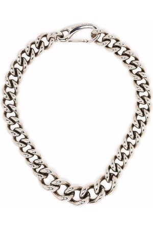 Alexander McQueen Chunky chain-link necklace
