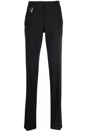 1017 ALYX 9SM Women Formal Trousers - Slim-cut tailored trousers