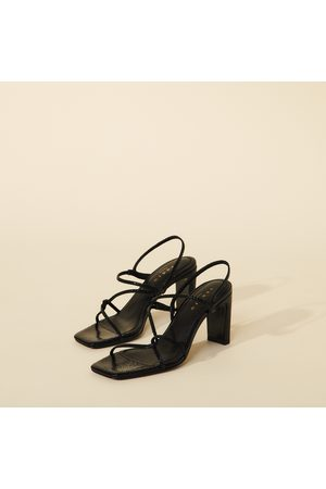 Sandro Sandals with narrow straps