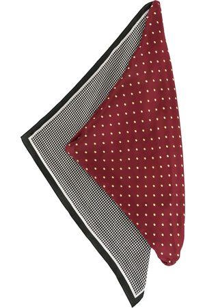 DOUBLET Men Scarves - Transformer silk scarf