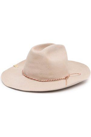 VISVIM Felt cowboy hat - Neutrals