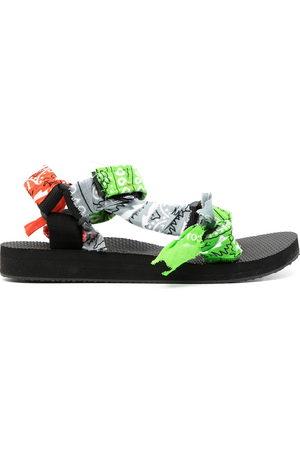 Arizona Love Bandana-tie sandals