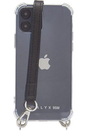 1017 ALYX 9SM Men Phones - Alyx Studio Leather Strap & Buckle iPhone 12 Case