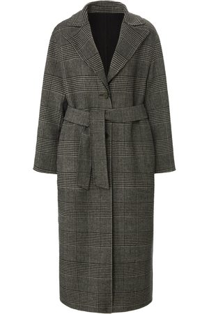 Peter Hahn Reversible coat lapel collar size: 10