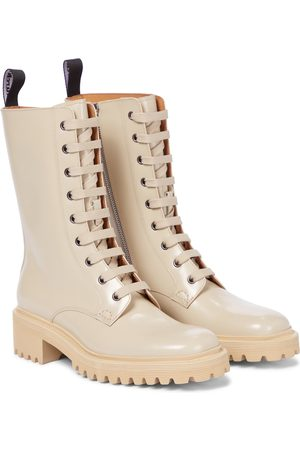Church's Exclusive to Mytheresa – Gwyneth leather combat boots