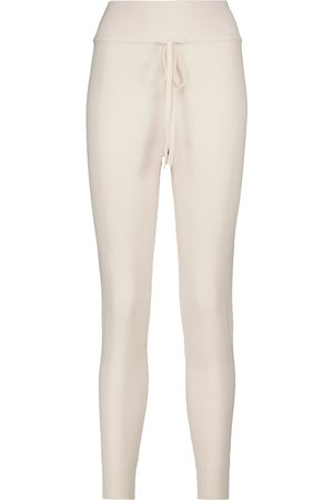 LIVE THE PROCESS Women Trousers - High-rise slim sweatpants