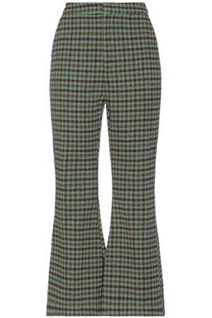 WEILI ZHENG Women Trousers - TROUSERS - Casual trousers