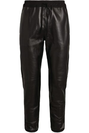 FEAR OF GOD Leather Track Pants