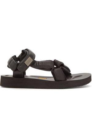 Tom Wood x Suicoke Depa Leather Sandals - Mens