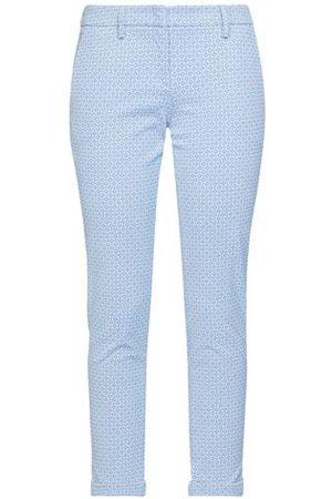 Siviglia Women Trousers - DENIM - Denim trousers